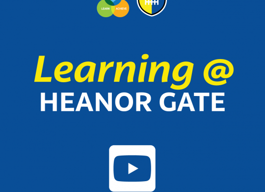Learning@ Heanor Gate-01